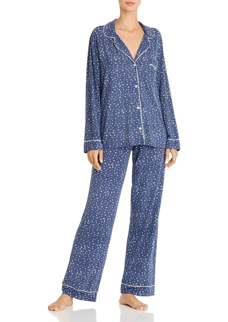 Eberjey Sleep Chic Pajama Set