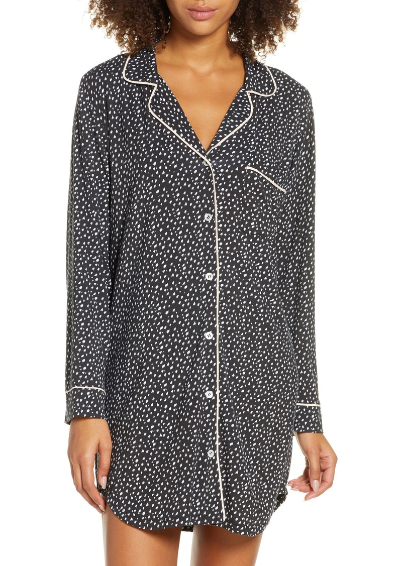 Eberjey Sleep Chic Sleep Shirt
