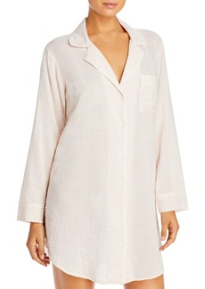 Eberjey Striped Sleep Shirt