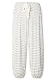 Eberjey The Varsity Sadie Stripes Lounge Pants
