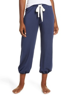 Eberjey Winter Heather Crop Pants