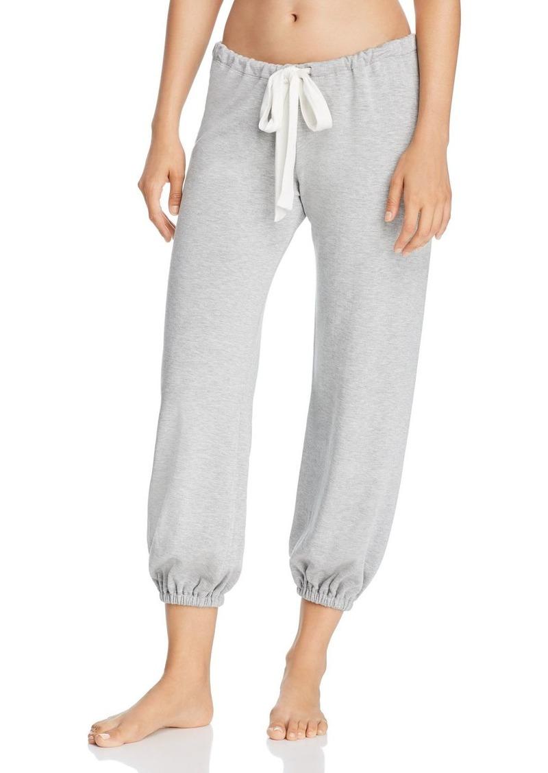 Eberjey Winter Heather Cropped Pants