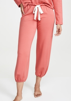 Eberjey Winter Heather Cropped Pants