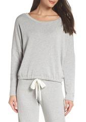 Eberjey Softest Sweats Pajama Top