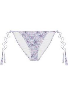 98174a34bdfc9 Eberjey Woman Marimar Eva Floral-print Low-rise Bikini Briefs Multicolor