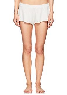 Eberjey Women's Abby Slub Jersey Shorts