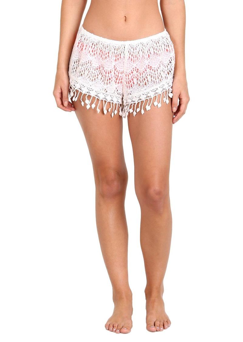 Eberjey Women's Free Spirit Dylan Cover Up Shorts