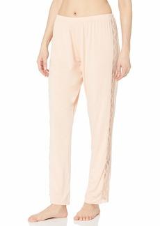 Eberjey Women's Georgina Inset Slim Pant