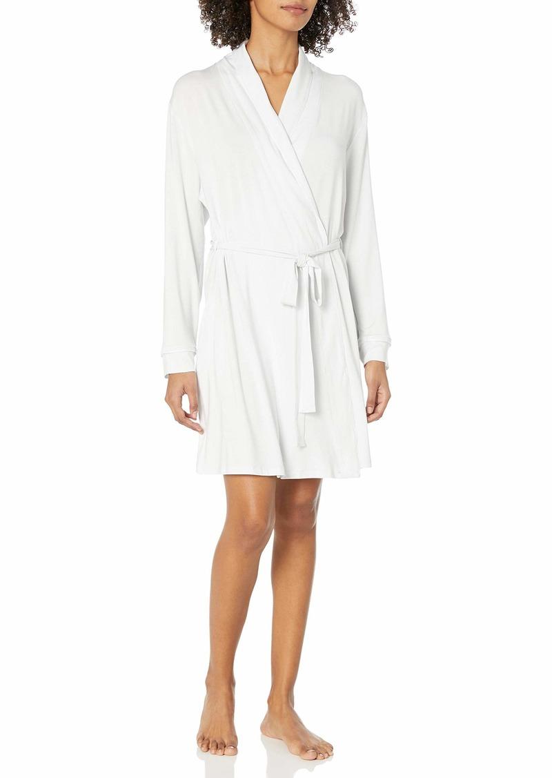 Eberjey Women's Gisele Tuxedo Robe