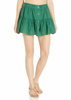 Eberjey Women's Harper Cover UP Skirt  L
