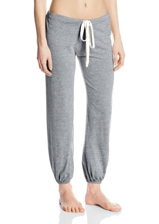 Eberjey Women's Heather Cropped Pant