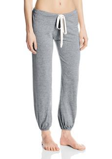 eberjey Women's Heather Cropped Pant