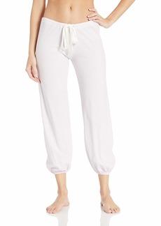 Eberjey womens Heather Cropped Pant Pajama Bottom   US