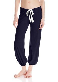 Eberjey Women's Heather Pajama Pants deep sea