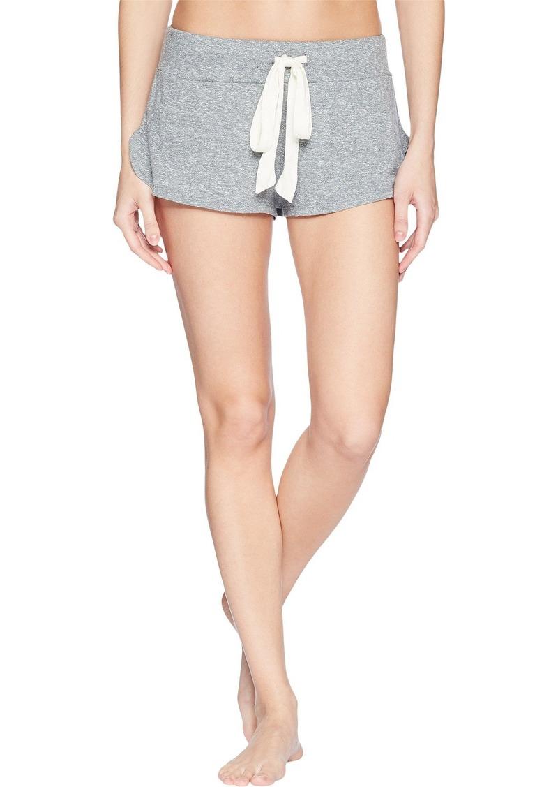 Eberjey Women's Heather Shorts Grey
