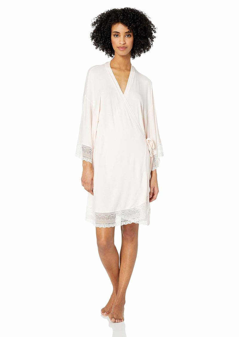 Eberjey Women's Lucie Side TIE Robe