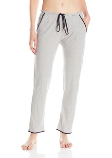 Eberjey Women's Naval Stripes Slim Pant