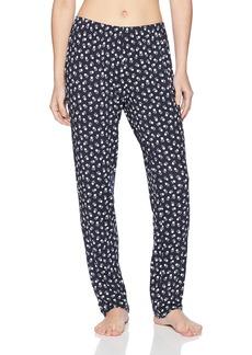 Eberjey Women's Petite Fleur Classic Slim Pant
