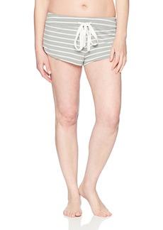 Eberjey Women's Sadie Stripes The Drawstring Short