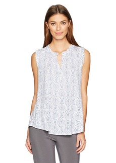 Eberjey Women's Timba Slvless Peasant Top