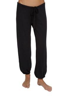 Eberjey Elasticized Pants