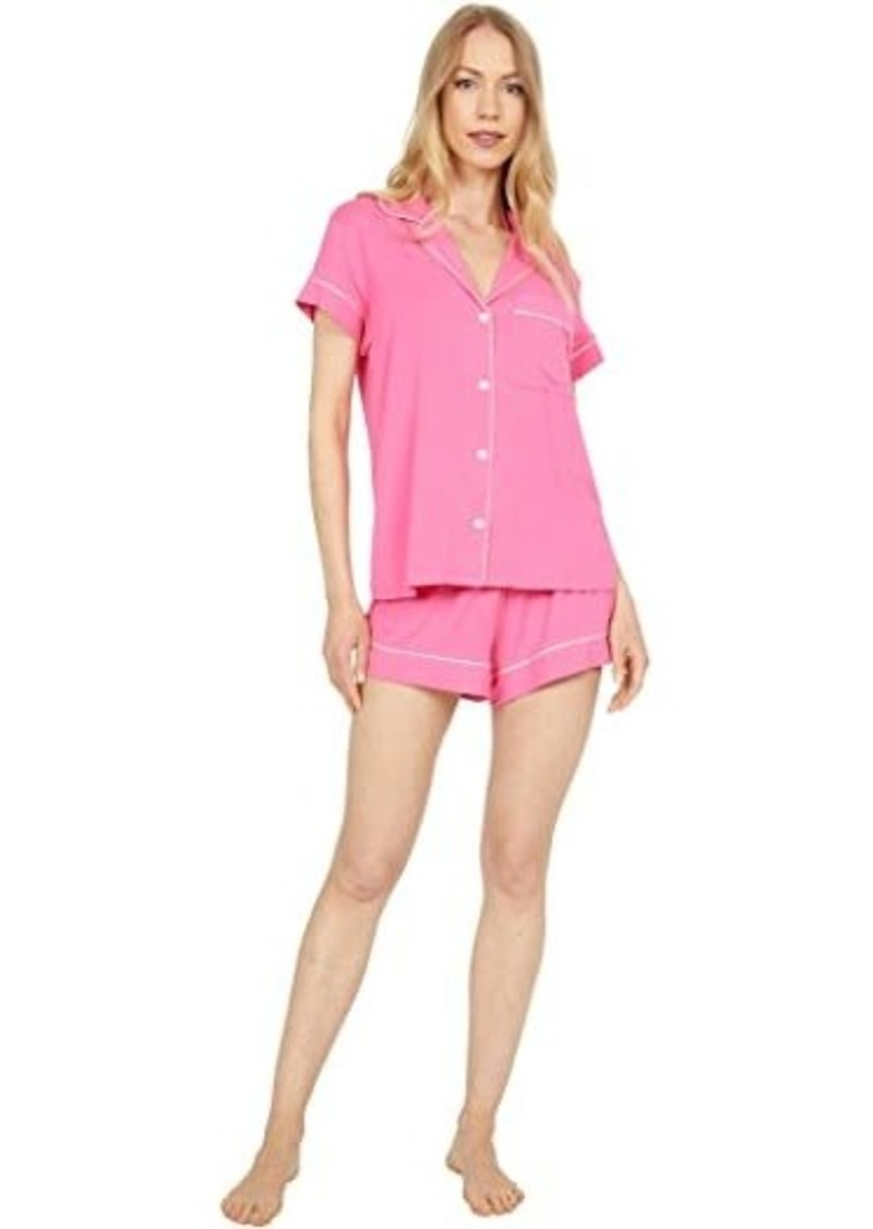 Eberjey Gisele - Basics Short PJ Set