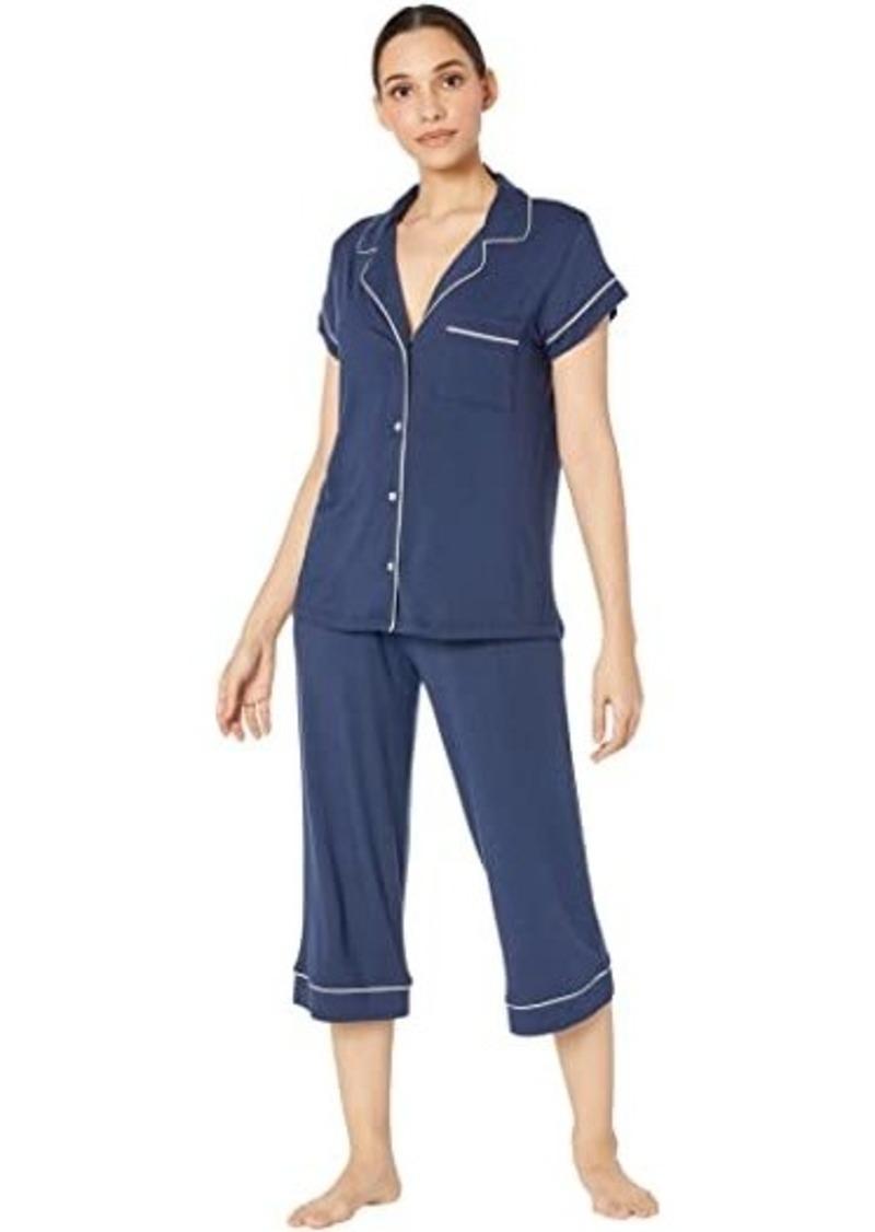 Eberjey Gisele - The Cropped Pajama Set