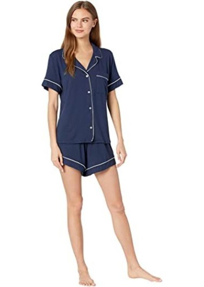 Eberjey Gisele - The Relaxed Short Pajama Set