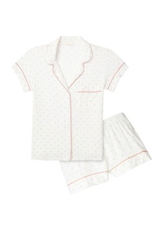 Eberjey Gisele 2-Piece Short Pajama Set