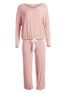 Eberjey Gisele 2-Piece Slouchy Pajama Set