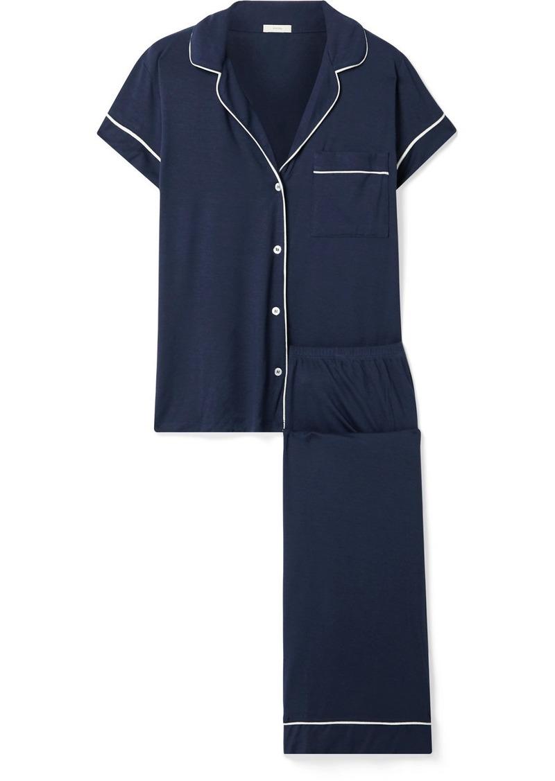 Eberjey Gisele Stretch-modal Jersey Pajama Set