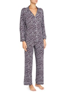 Eberjey Holly Long Pajama Set