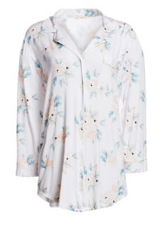 Eberjey Mother's Day Floral Sleep Shirt