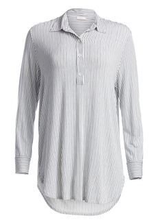 Eberjey Nordic Striped Sleepshirt