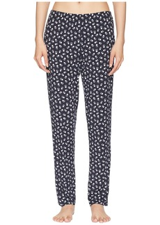 Eberjey Petite Fleur - The Classic Slim Pants