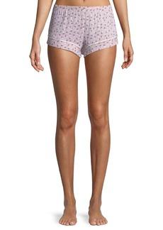 Eberjey Petite Fleur Pajama Shorts