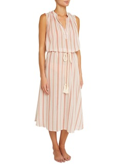 Eberjey Russel Patio-Stripe Coverup Dress