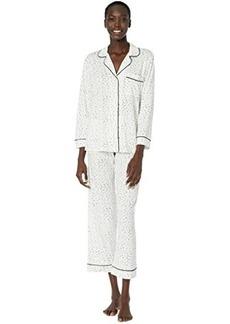 Eberjey Sleep Chic - The Long Boxed Pajama Set