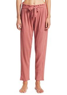 Eberjey Summer Of Love Hudson Tie-Front Pants