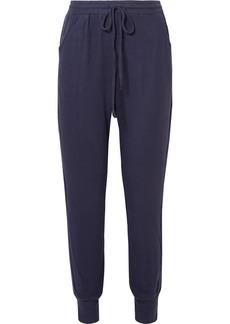 Eberjey The Tie Runner Modal-blend Track Pants