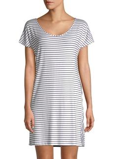 Eberjey Vega Stripe Sleepshirt