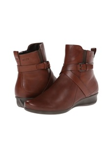 ECCO Abelone Cross Buckle Boot