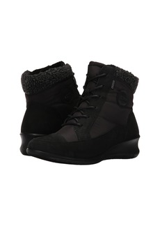 ECCO Babett  Wedge Lace Boot