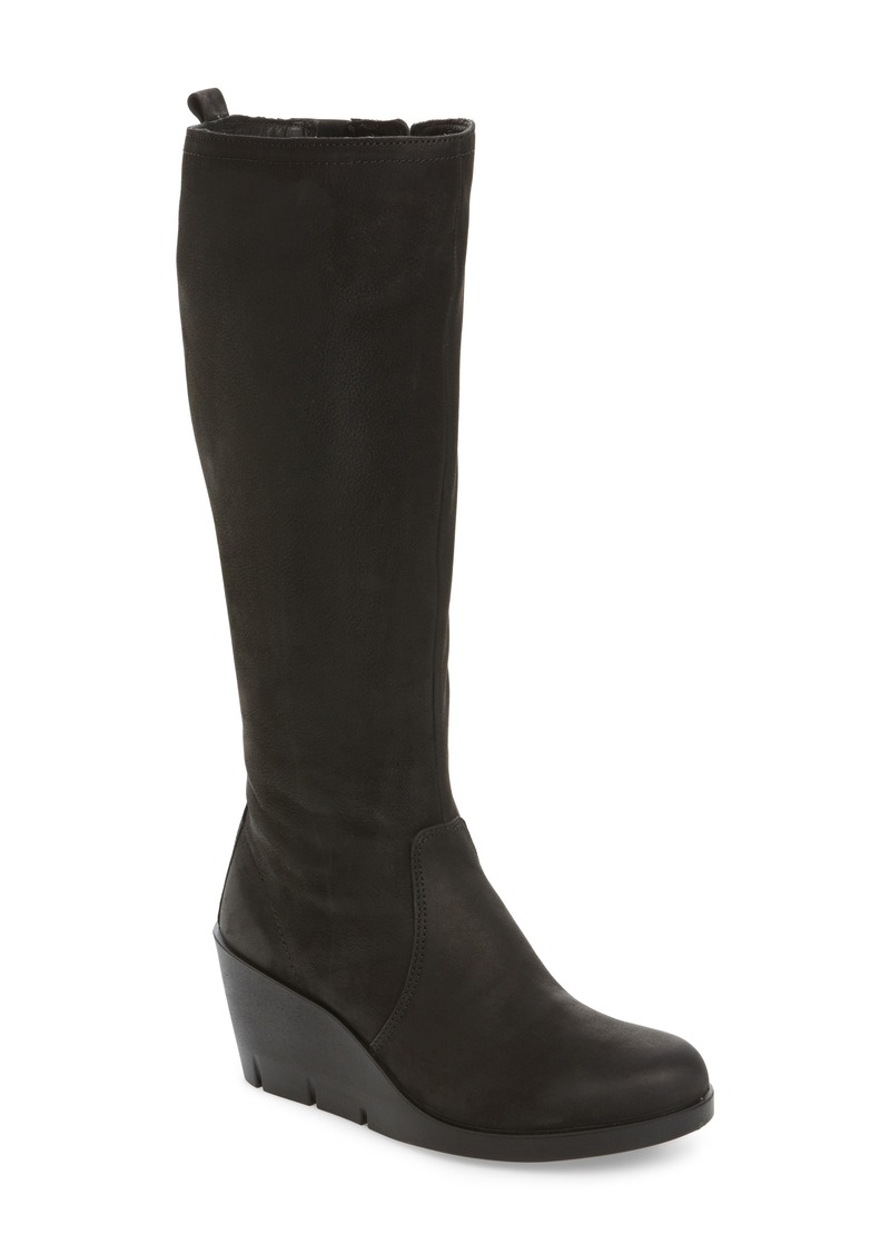 Ecco ECCO Bella Wedge Tall Boot (Women