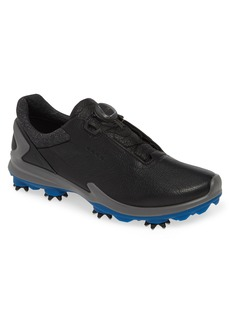 ECCO BIOM® G 3 BOA® Gore-Tex® Golf Shoe (Men)