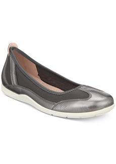 Ecco Bluma Summer Ballerina Flats Women's Shoes