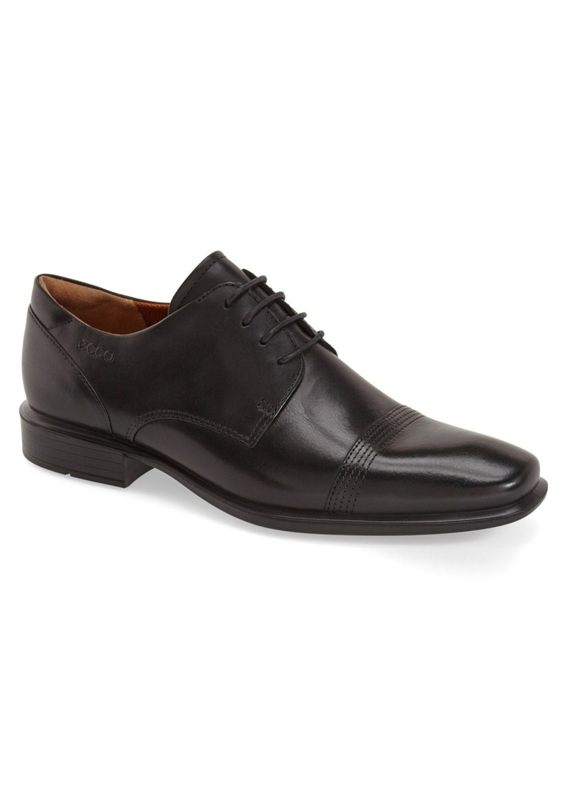 ECCO 'Cairo' Cap Toe Oxford (Men)