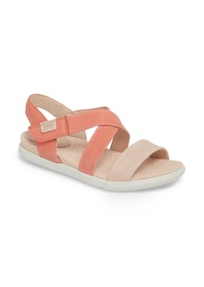 ECCO Damara Cross-Strap Sandal (Women)