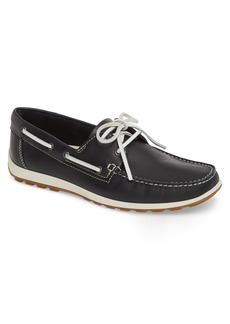 ECCO Dip Moc Boat Shoe (Men)