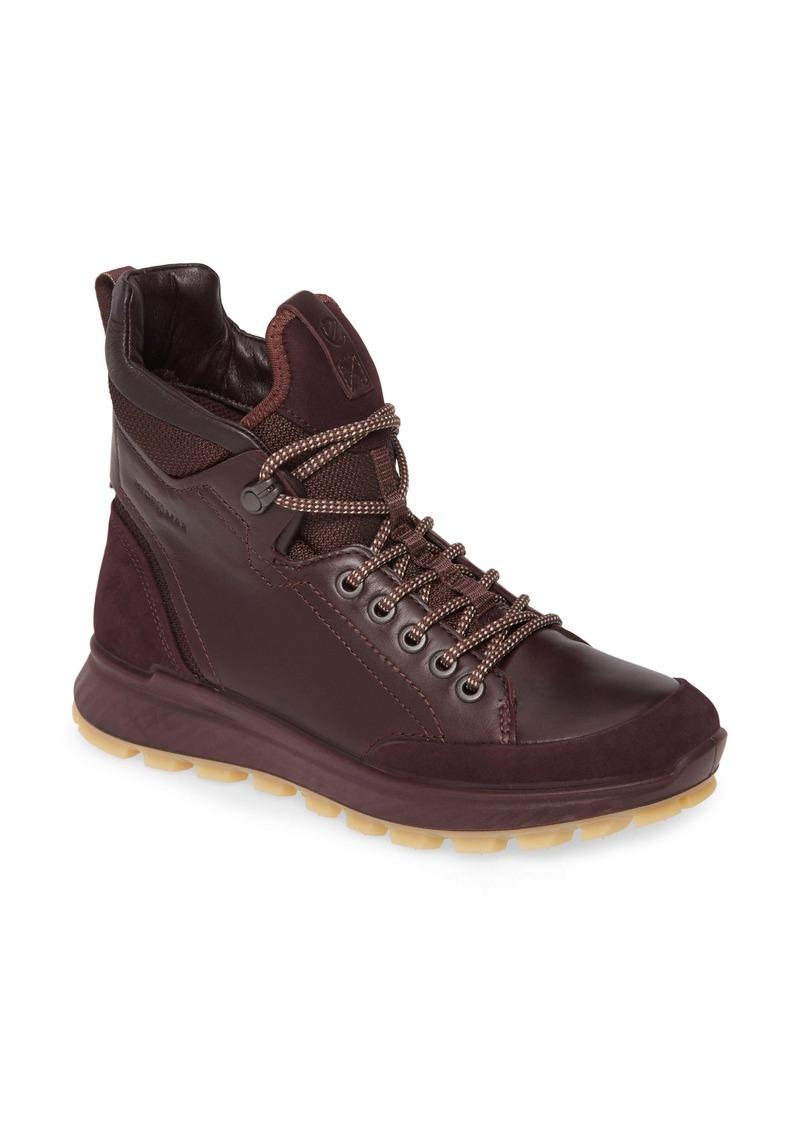 ECCO Exostrike Hydromax® Lace-Up Boot (Women)